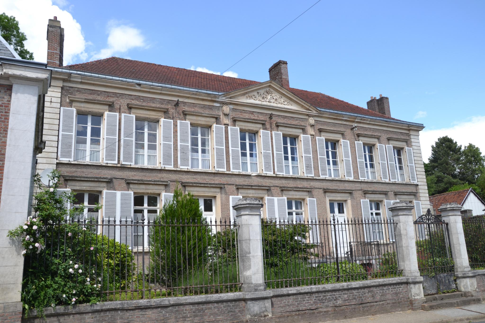 ACHAT / VENTE EXCLUSIF Maison bourgeoise 9 chambres à Domart-en-Ponthieu
