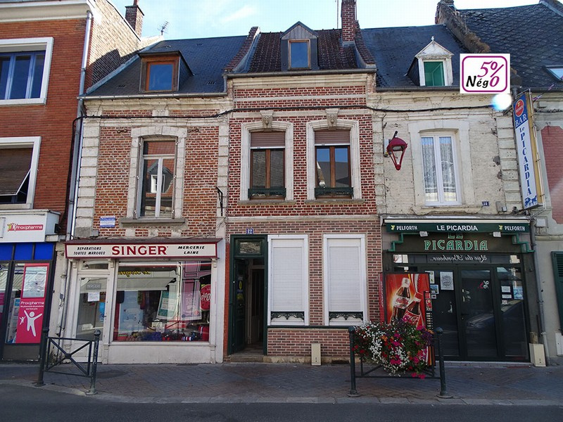 DOULLENS MAISON 2 CHAMBRES