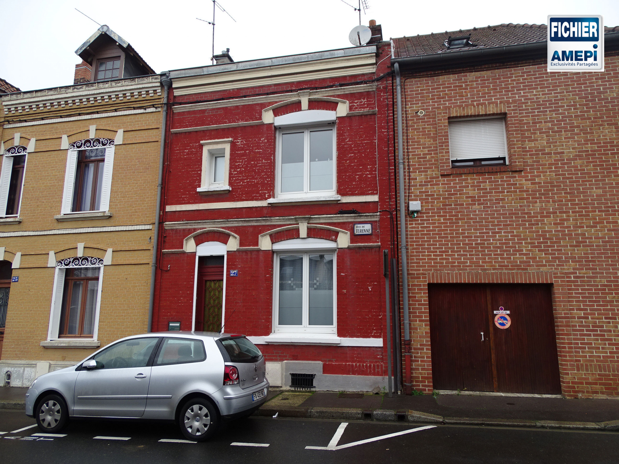 EXCLUSIF AMIENS St PIERRE MAISON 4 CHAMBRES