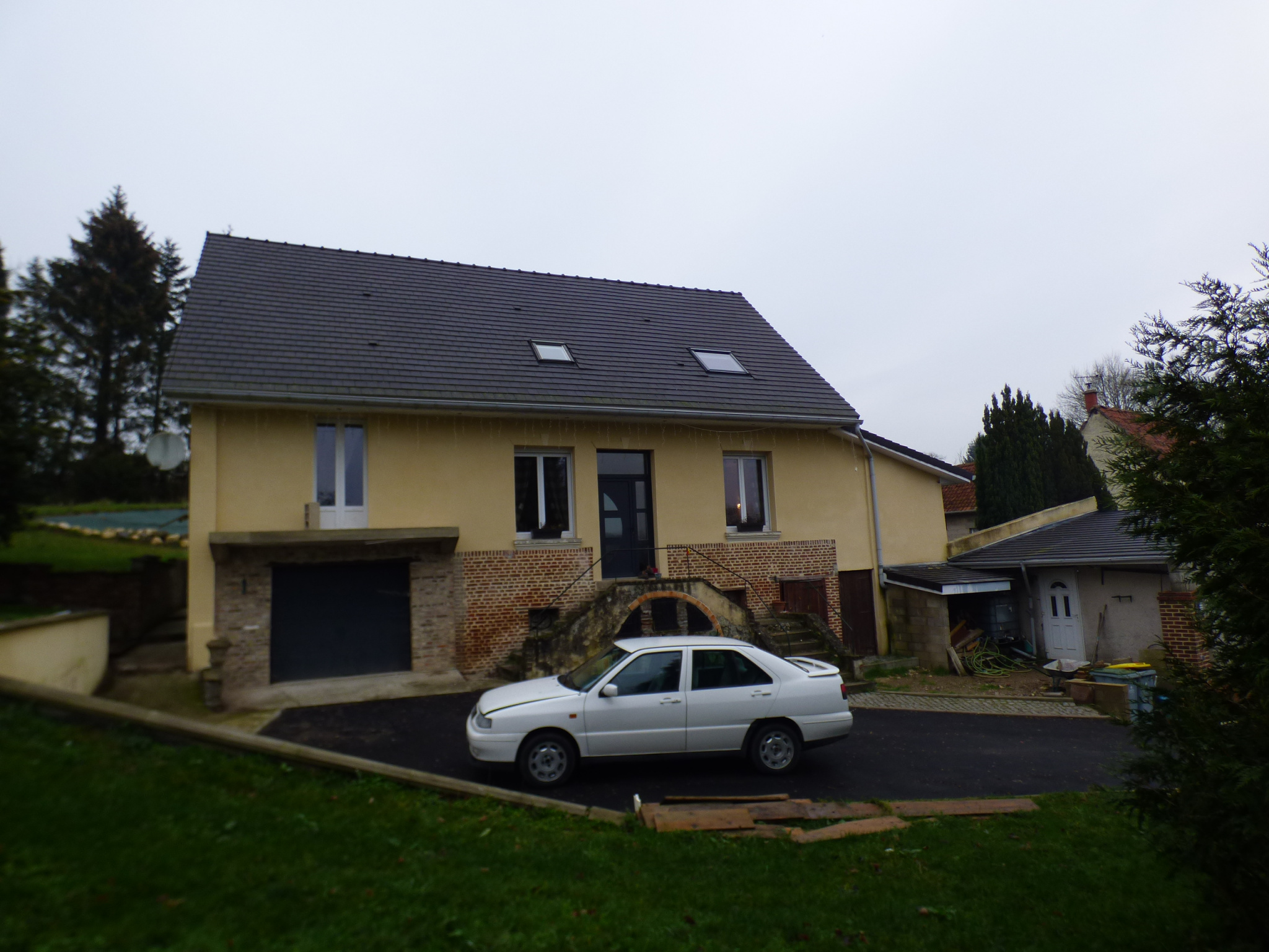 EXCLUSIF PERNOIS MAISON 6 CHAMBRES
