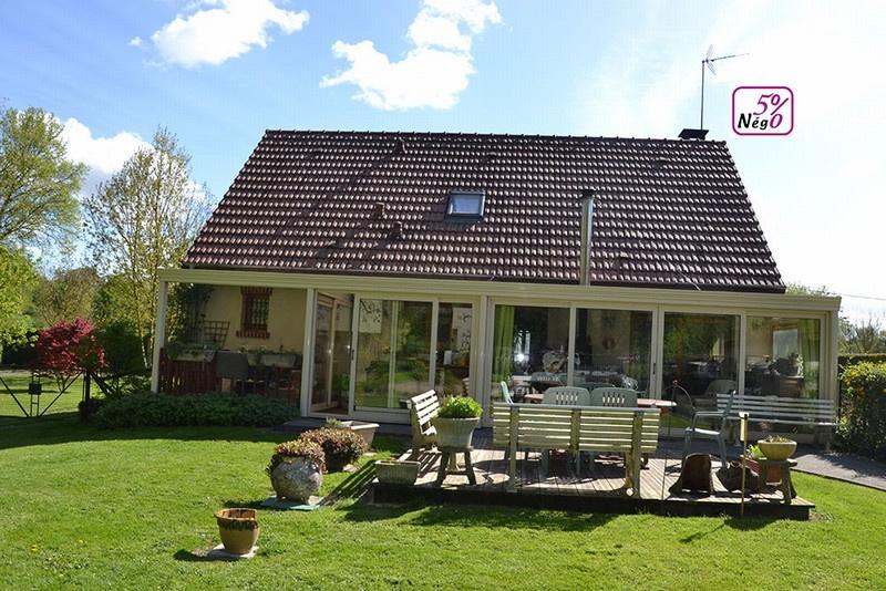 Pavillon individuel 3 chambres dans village calme