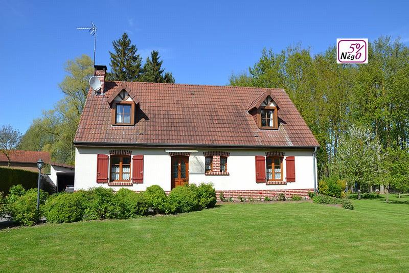 ACHAT MAISON Pavillon individuel 3 chambres dans village calme