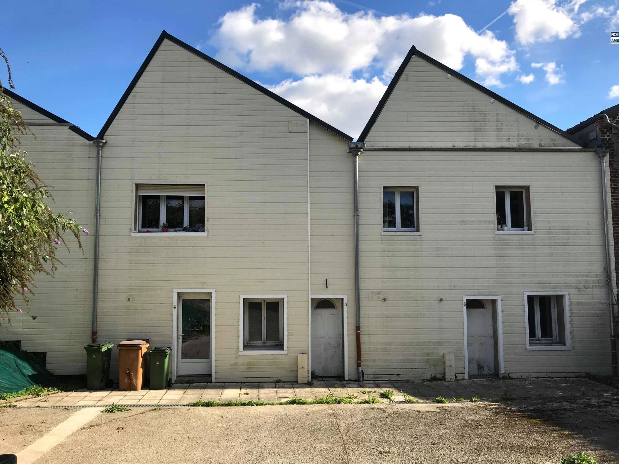 EXCLUSIF AMIENS Appartement de 27 m2 avec extérieur, idéal investisseur